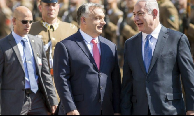 تحالفات نتنياهو ضد الاتحاد الأوروبي لمنع دعم الفلسطينيين