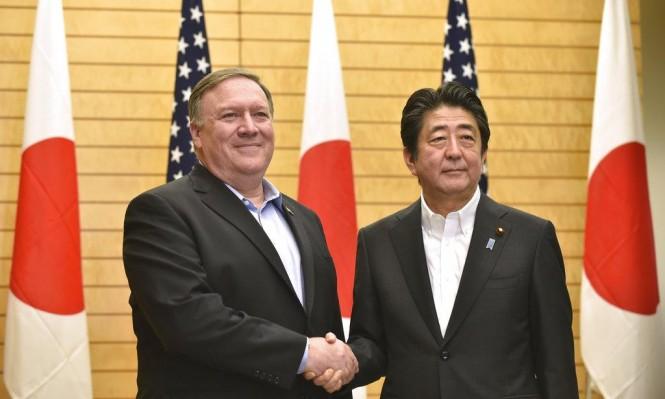 إبقاء العقوبات على كوريا الشمالية حتى نزع سلاحها النووي