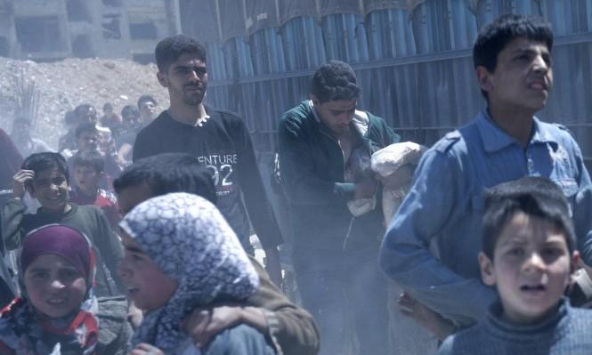 معبر نصيب: عودة نازحين سوريين لمنازلهم ومخاوف تتعلق بحمايتهم