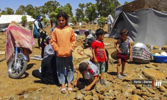 تقرير: 186 مجزرة بسورية منذ مطلع العام الحالي