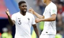 قلق في منتخب فرنسا: أومتيتي مهدد بالغياب عن مواجهة بلجيكا