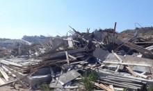 اللجنة الشعبية في مصمص: لن تفلح سياسات الهدم في كسر وعينا وإرادتنا