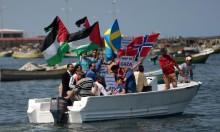 """سفن """"الحرية 2"""" تنطلق الثلاثاء من غزة"""