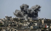 الشبكة السورية: 2900 برميل متفجر خلال 6 أشهر