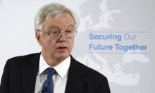 بريطانيا: وزير بريكسيت يستقيل في ضربة لحكومة ماي