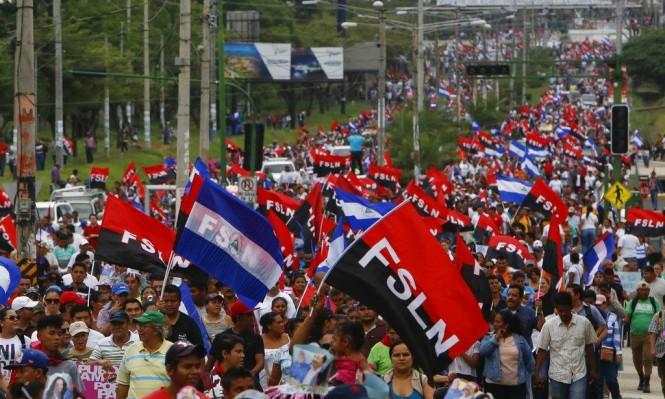 عشرات القتلى والجرحى بنيكاراغوا باحتجاجات ضد الرئيس