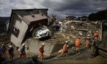 اليابان: ارتفاع حصيلة ضحايا الفيضانات والانهيارات إلى 122