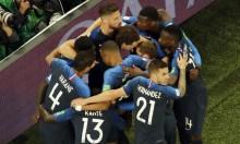 فرنسا في نهائي المونديال بعد فوزها على بلجيكا