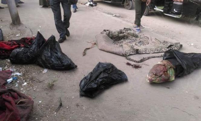 مصر: العثور على ثلاثة جثامين لأطفال