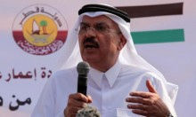 """""""شباب قطر ضد التطبيع"""" تستنكر مقابلة العمادي مع التلفزيون الإسرائيلي"""