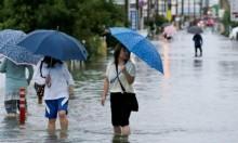 حصيلة الفيضانات في اليابان ترتفع إلى 179 قتيلا