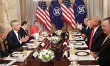 ترامب يهاجم ألمانيا ويطالب بزيادة الإنفاق العسكري لدول الأطلسي