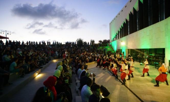فعاليات المتحف الفلسطيني تستقطب مئات الزوار