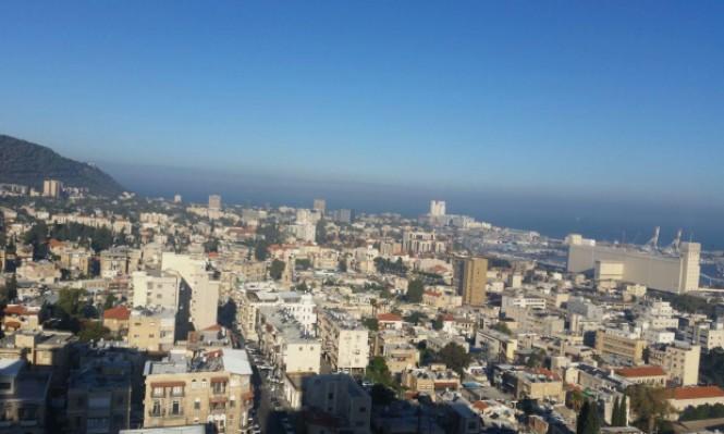 إصابة خطيرة لعامل سقط من علو في حيفا
