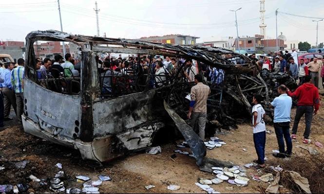 إيران: مصرع 11 شخصا في تصادم شاحنة بحافلة ركاب