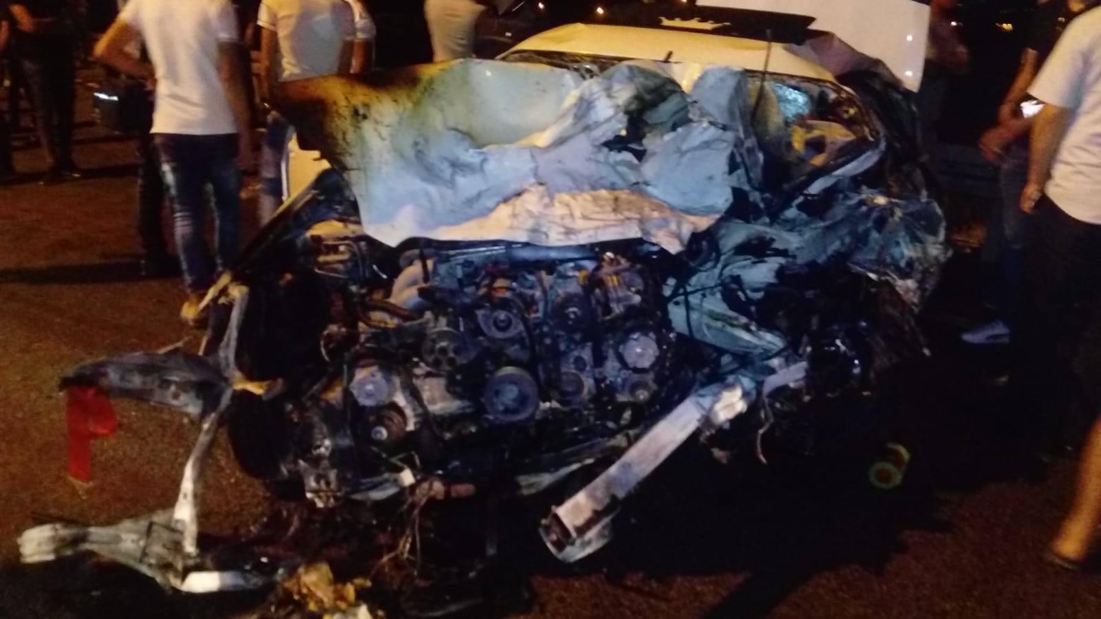قتيلان بحادث طرق قرب كفر مندا
