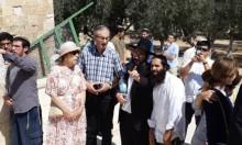 مستوطنون يقتحمون الأقصى ودعوات للتصدي للوزراء وأعضاء الكنيست