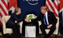 ترامب يبدأ زيارة رسمية لبريطانيا