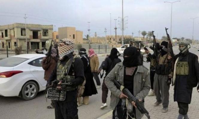 """""""داعش"""" يتقدم بجنوب سورية مع تراجع فصائل المعارضة"""