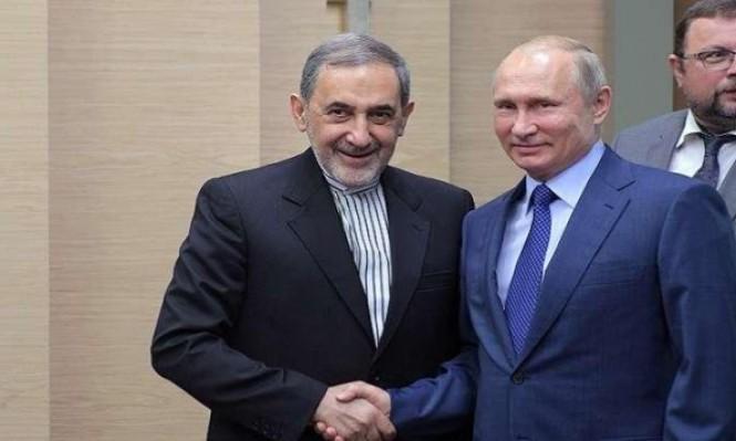 بوتين يجتمع بمستشار خامنئي بعد مشاورات مع نتنياهو حول سورية