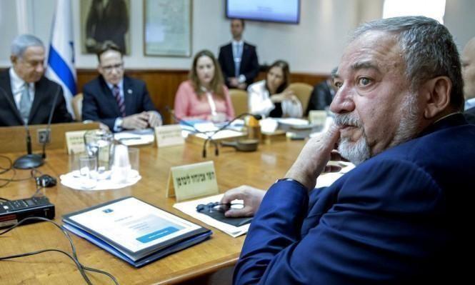 ليبرمان يطالب بإغلاق سفارة إسرائيل بإيرلندا