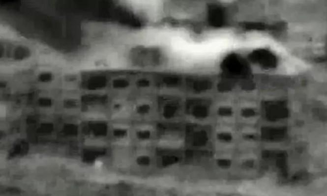 الجيش الإسرائيلي يؤكد قصف 3 مواقع عسكرية سورية