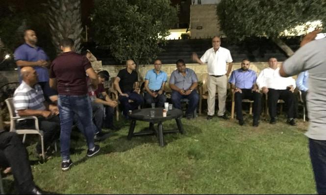 قلنسوة: أجواء متوترة وجهود لإعادة الطفل كريم