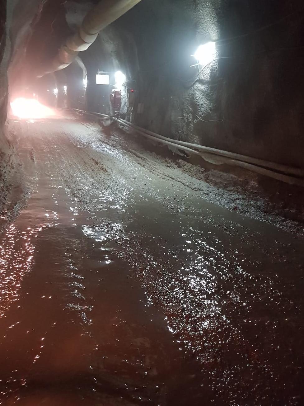 مصرع عامل من المقيبلة في انهيار نفق قرب بيسان