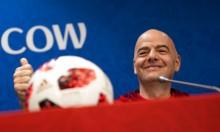 ماذا قال إنفانتينو عن نسخة كأس العالم 2018؟