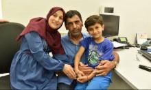 قلنسوة: استقبال حافل للطفل كريم