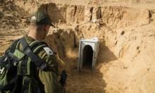 إصابة ضابط إسرائيلي بقنبلة يدوية من غزة