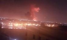 انفجار في محيط مطار القاهرة