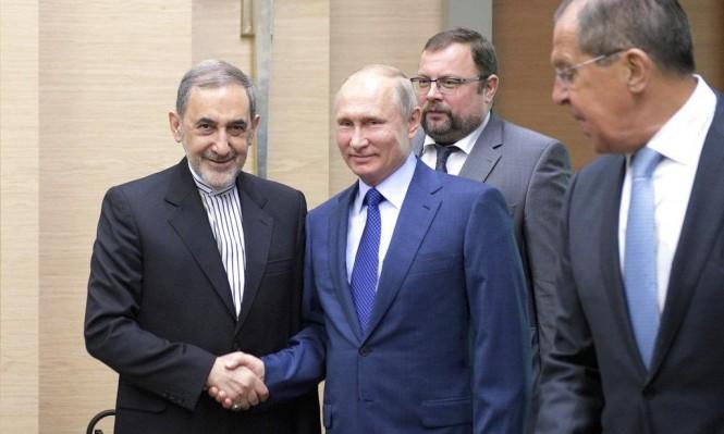 ولايتي: سنغادر سورية إذا طلب النظام وليس بسبب الضغط الإسرائيلي