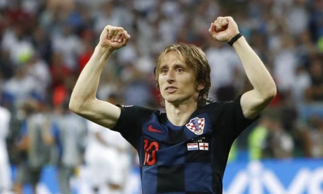 مودريتش يحقق رقما قياسيا في مونديال روسيا