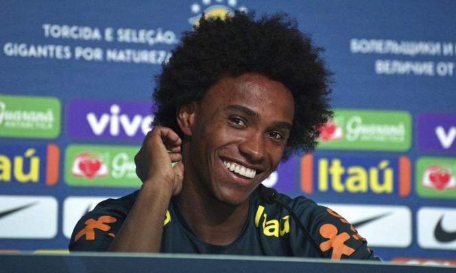برشلونة يقدم عرضا آخر لضم البرازيلي ويليان