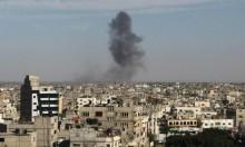 الغارات على قطاع غزة الأضخم منذ صيف 2014