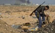 ليبيا: اختطاف عمال منشأة نفطية وخفض الانتاج