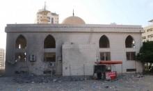 غارات الاحتلال تستهدف المساجد بغزة
