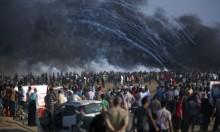 غزة: استشهاد شاب أصيب في جمعة الخان الأحمر