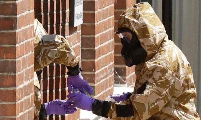 بريطانيا: العثور على 400 دليل مرتبط بغاز الأعصاب