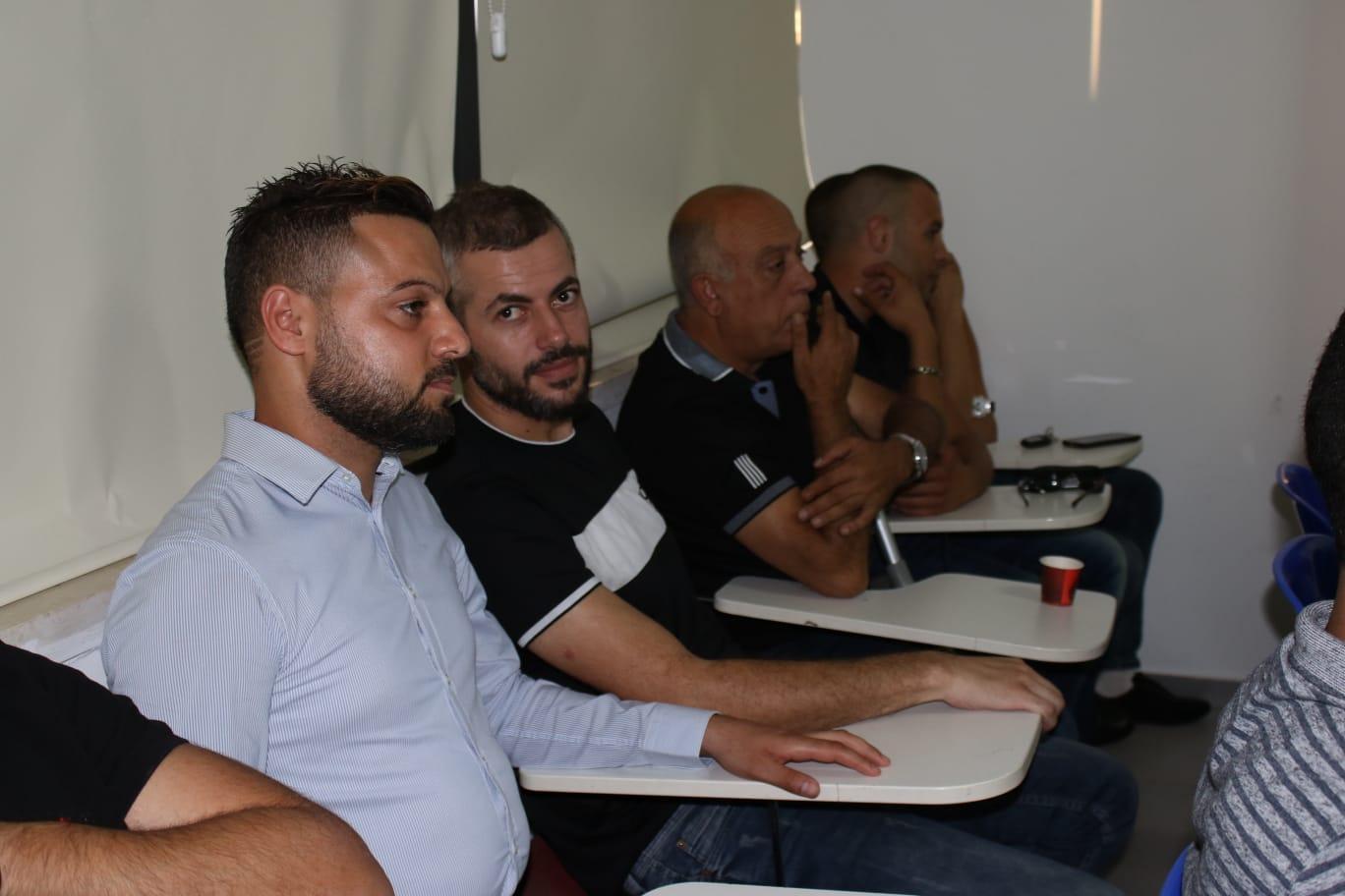 الطيرة: اجتماع انتخابي لدعم مرشحة التجمع للعضوية نجوى قشوع