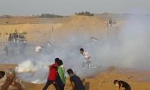 جريح بقصف الاحتلال لمطلقي الطائرات الورقية بغزة