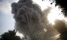 """""""قبة حديدية"""" في تل أبيب: مواصلة القصف بمواجهة البالونات الحارقة"""