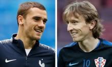 كرواتيا أم فرنسا: من ستحصد بطولة كأس العالم 2018؟