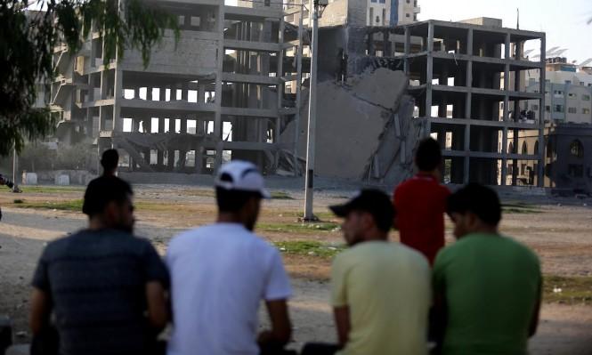 هدوء حذر بعد إعلان حماس والجهاد التهدئة