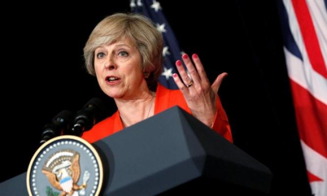 ماي تحذر من عدم خروج بريطانيا من الاتحاد الأوروبي