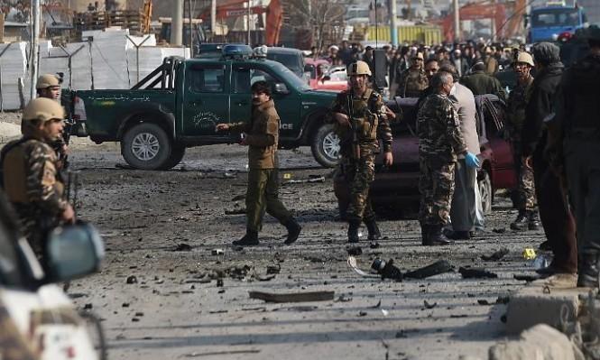 """أفغانستان: مقتل 5 على الأقل في انفجار يُشتبه بأنه """"انتحاري"""""""