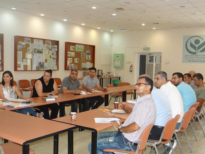 جمعية الجليل تجري بحثا حول العنف المجتمعي في البلاد
