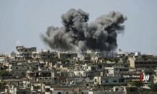 قتلى بالقصف الإسرائيلي في سورية الليلة الماضية