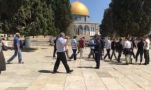 """اقتحامات للأقصى تسبق مسيرة للمستوطنين بذكرى """"خراب الهيكل"""""""